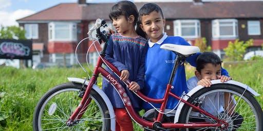 Sustrans Summer Bike Session 2019 - Wimborne