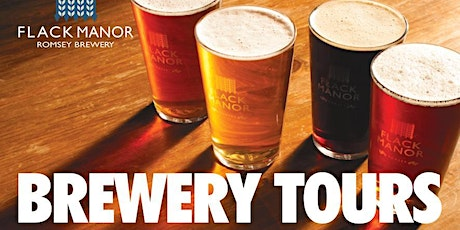 Flack's Brewery Tours 3rd Saturday of every month tickets