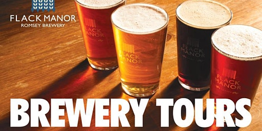 Flack's Brewery Tours 3rd Saturday of every month