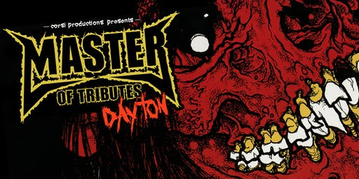 Master of Tributes Dayton - 4 Tribute bands