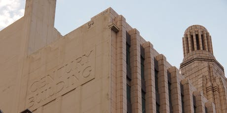 Art Deco to Moderne walking tour tickets