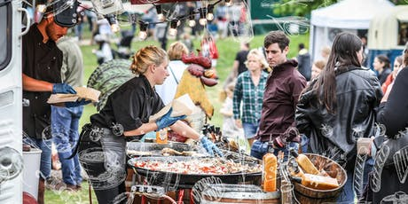 Wimbledon Park Food and Drink Festival 24th-26th August 2019 tickets