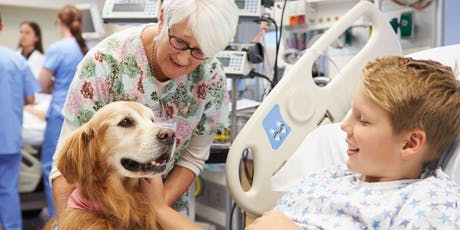 How do companion animals help people? An intro to Animal Assisted Interventions tickets