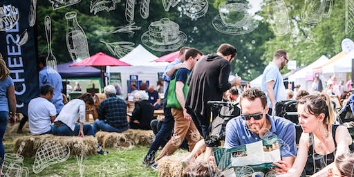 Surrey Hills Food Festival 14th & 15th September 2019
