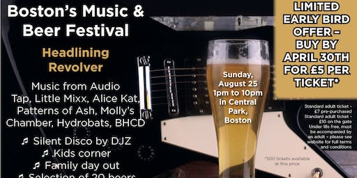 Boston's Music and Beer Festival