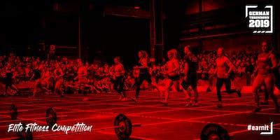 German Throwdown 2019 - Elite Fitness Competition