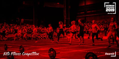 German Throwdown Classic 2019 - Elite Fitness Competition Tickets