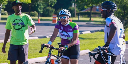 2019 Propel 100 Charity Bike Ride