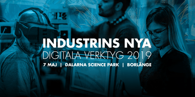 Industrins nya digitala verktyg 2019