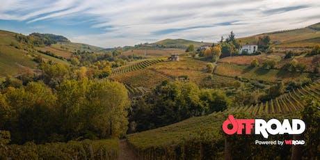 OffRoad: Monferrato, trekking tra i borghi storici e Infernot biglietti