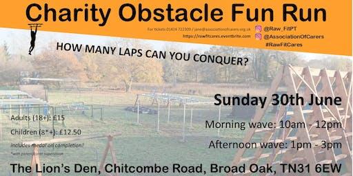 Raw Fit Charity Obstacle Fun Run