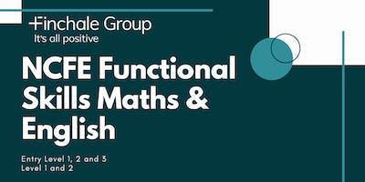 NCFE Functional Skills Maths & English - Workshop 2