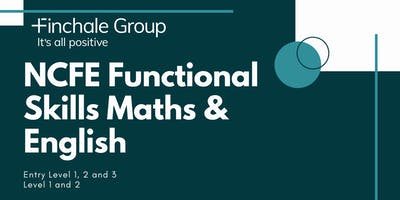 NCFE Functional Skills Maths & English - Workshop 1
