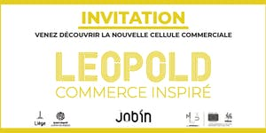 Conférence de presse Job'In - Ville de Liège à...