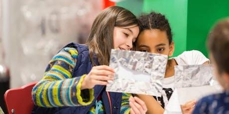 Summer Schools: The mathematics of rainbows (age 7–9) tickets
