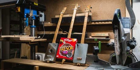 3-string-guitar | a quick 2x3 hour build Tickets
