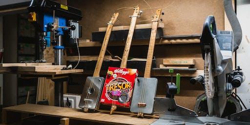 3-string-guitar | a quick 2x3 hour build