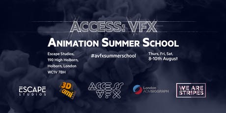 ACCESS: VFX Animation Summer School tickets