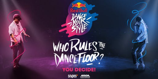 Red Bull Dance Your Style Belgium