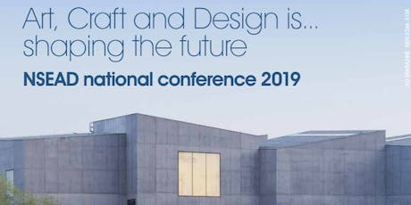 NSEAD National Conference 2019 tickets