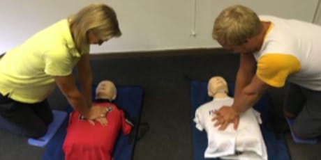 RYA First Aid at Sea Course - Poole (Prices From £70.00pp) tickets