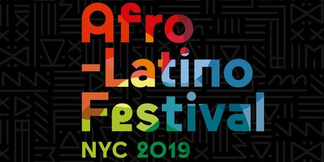 Afro-Latino Festival NYC 2019  tickets
