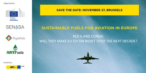 Sustainable Fuels for Aviation in Europe