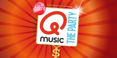 Qmusic the Party - 4uur FOUT! in Deurne (Noord-Brabant) 01-11-2019 tickets