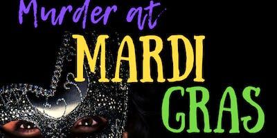 Murder at Mardi Gras