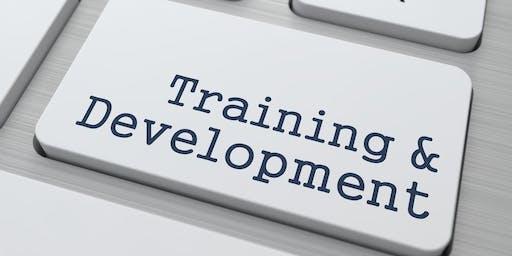 Employing Staff Training Course