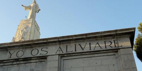 Renovación de la Consagración de España al Sagrado Corazón entradas