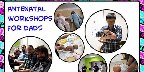 Antenatal Workshop for Dads tickets