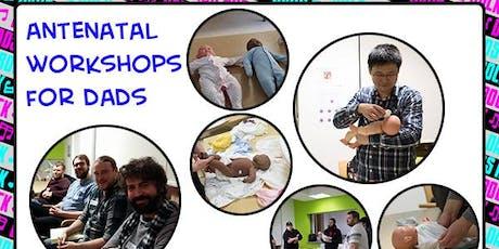 Antenatal Workshop for Dads tickets
