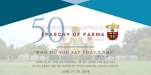 50th Anniversary of the Eparchy of Parma