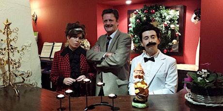 Basil's Christmas Carol: Comedy Dinner Show tickets