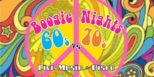 Boogie Nights of the 60's & 70's
