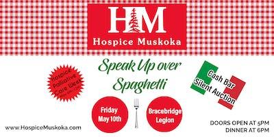 Speak Up over Spaghetti
