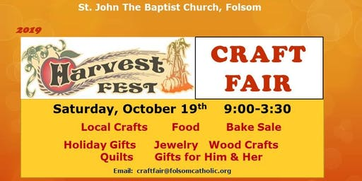 Harvest Fest Craft Fair