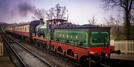 Understanding Your Camera: Part 2 - The Bluebell Railway tickets