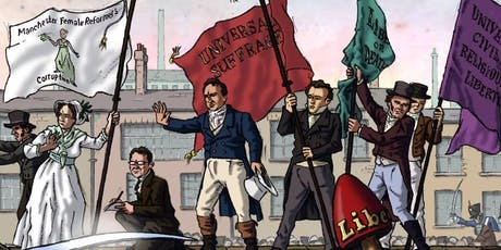 Peterloo 1819-1920 - A Talk by Robert Poole tickets
