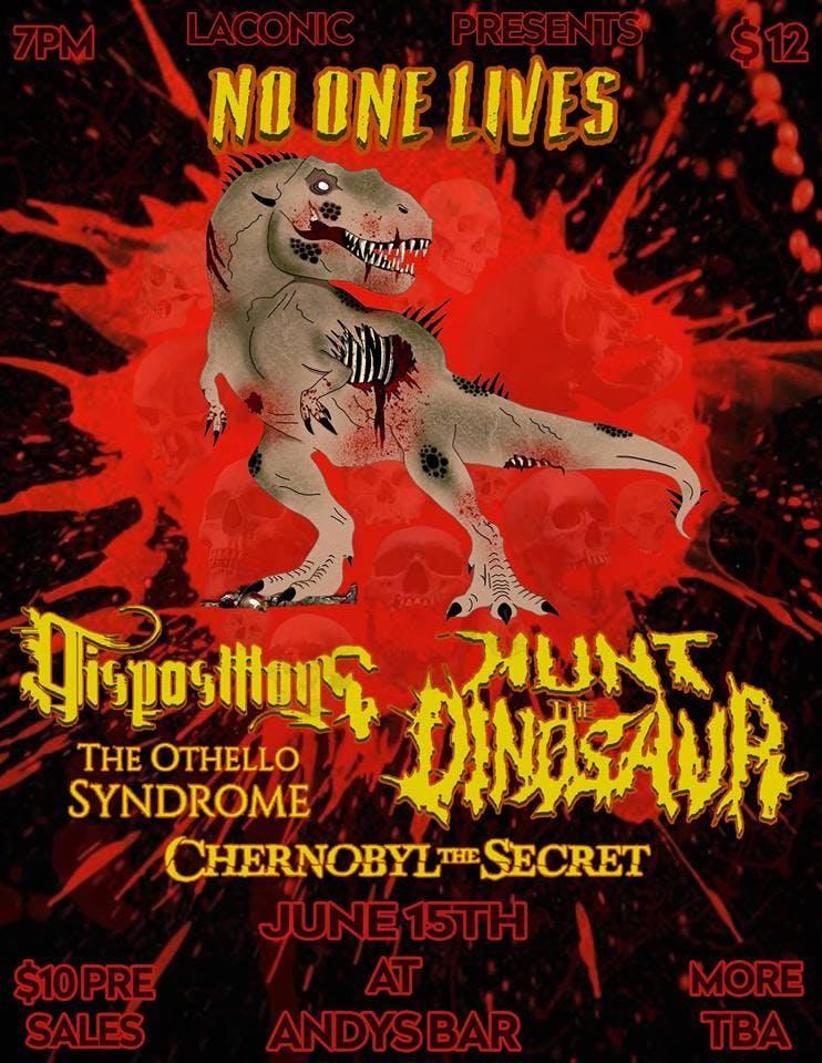 Hunt The Dinosaur / Chernobyl The Secret & More!