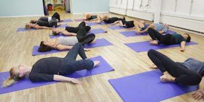iYoga Glasgow General workshop with Nathalie Blondel