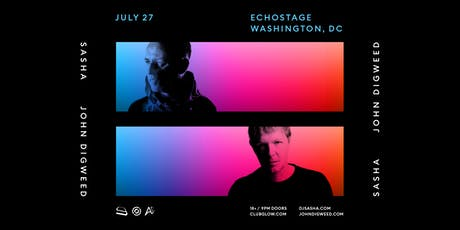 Sasha _ John Digweed tickets