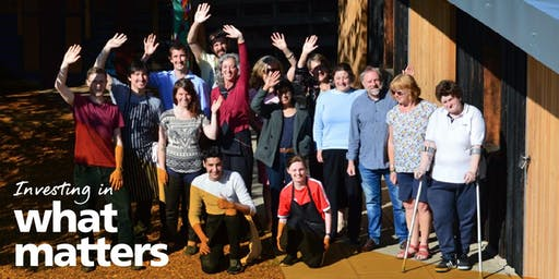 Community Business Matters - A Community Shares Scotland workshop