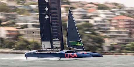 New York SailGP Cruise Select - Official Spectator Boat Experience tickets