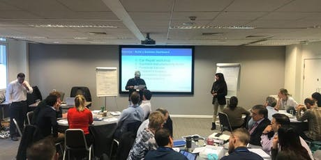 GrowthClub -  Business Planning workshop 17th December 2019 tickets