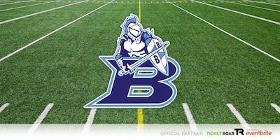 L.D. Bell vs Plano East Varsity Football