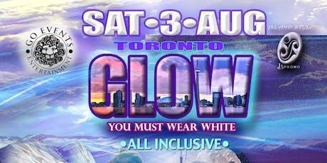 Glow, Caribana Toronto tickets