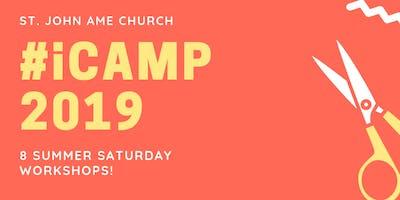 #iCAMP 2019: Vision Workshop