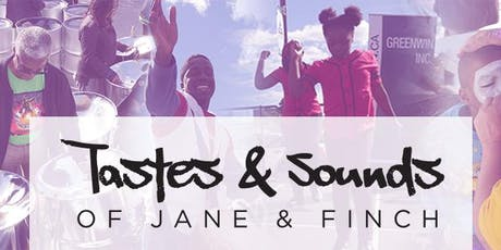 Tastes and Sounds of Jane and Finch  tickets